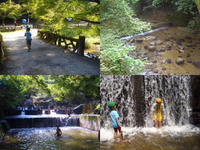 川遊びスポット