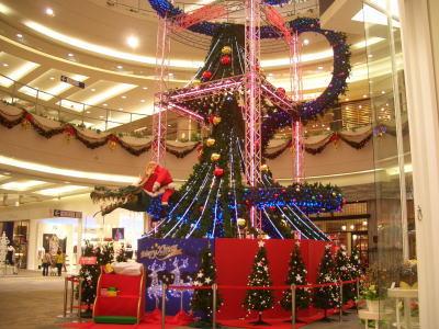 名古屋市東区のイオンナゴヤドーム前ショッピングセンター