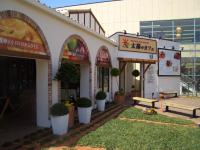 太陽のカフェ