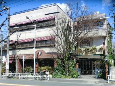 名古屋市北区上飯田にあるCafe TANAKA(カフェ タナカ)