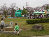 落合公園風景?