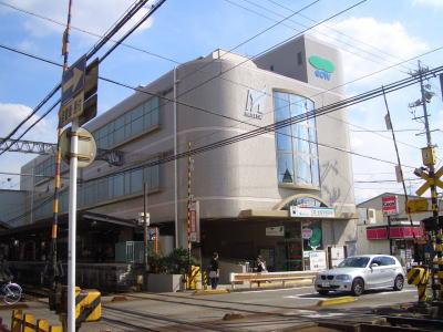 名古屋市守山区にある大森・金城学院前駅