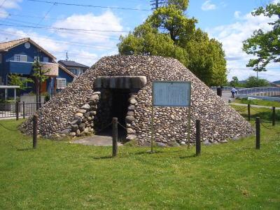 古代有力者の家族墓