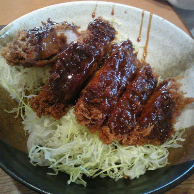 味噌カツ(上)