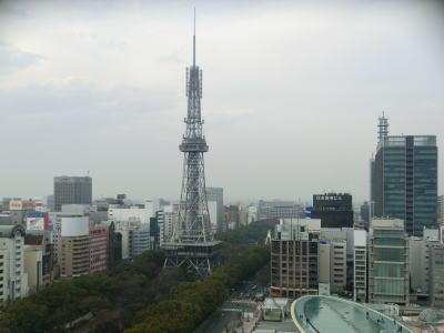 名古屋市中区にある名古屋テレビ塔