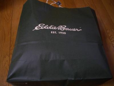 エディーバウアーの袋