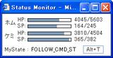 ROAIPlus rev46 Status Monitor