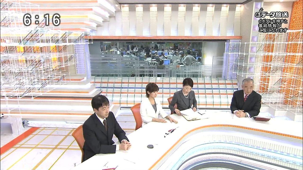 キャプ茶 3号館 : 椿原慶子 FNNスーパーニュース 「翼の代わり」