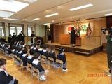 ブログ用写真 西山 卒園式②