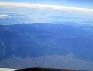 富山湾上空より 186