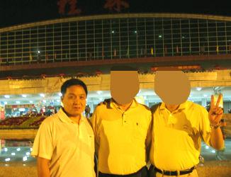 桂林空港到着102