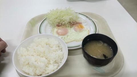 B7食堂定食