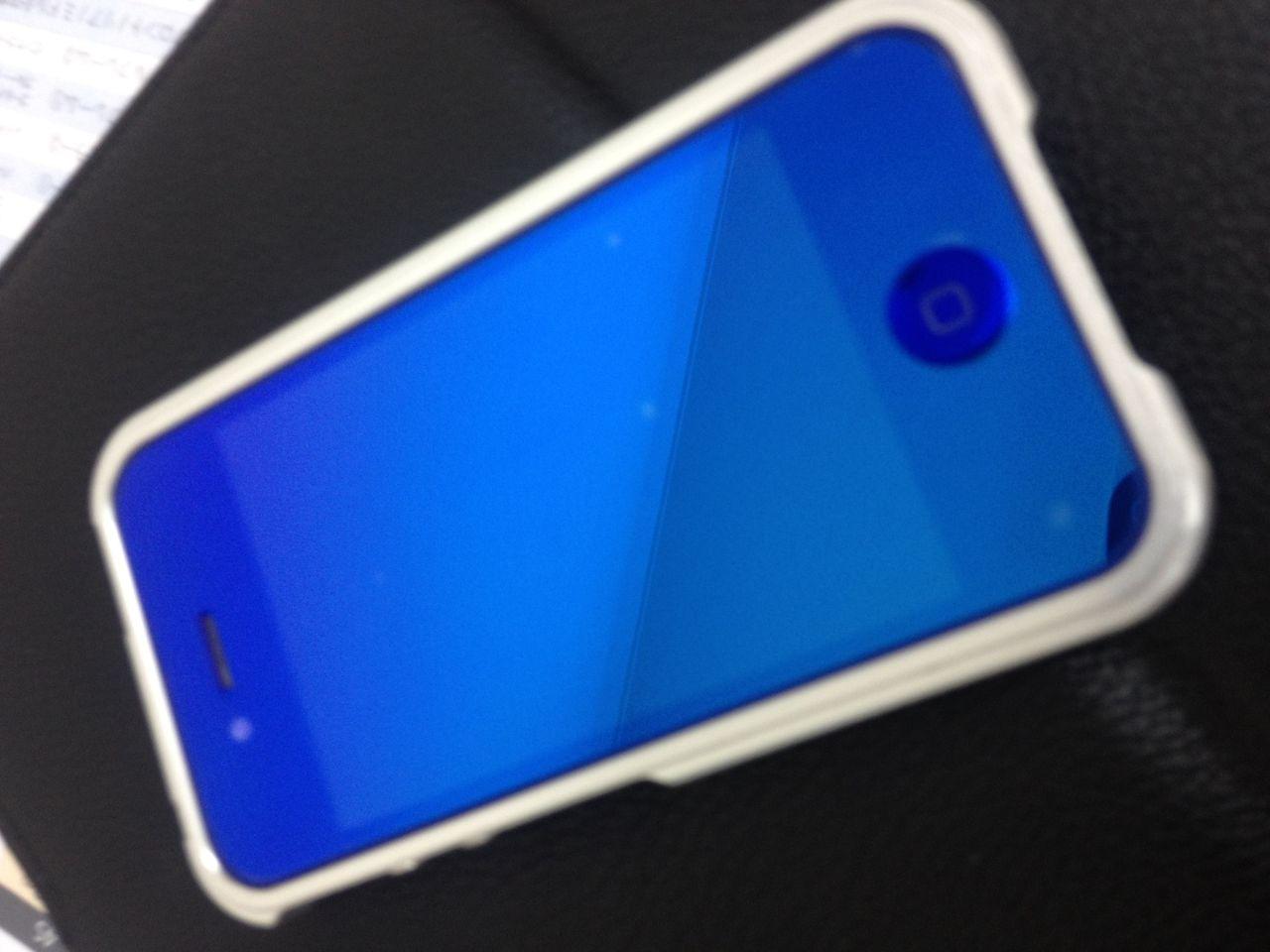 ソフトバンク iphone - 保護フィルム iphone6