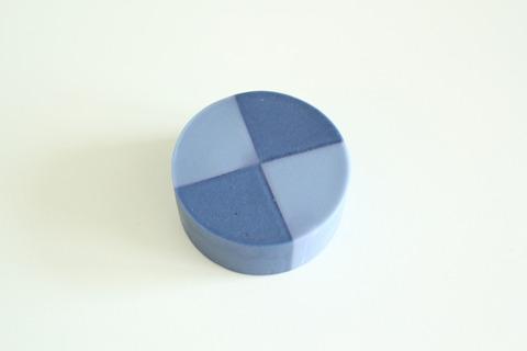 藍染め石けん もののふ