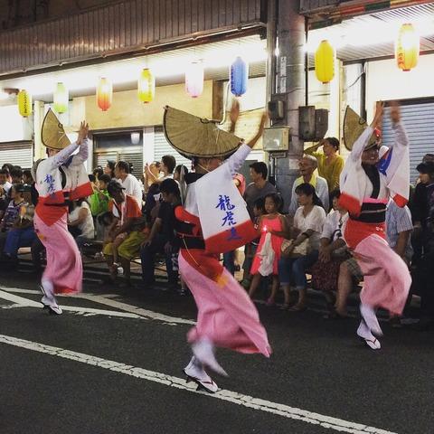 阿波踊り 女踊り
