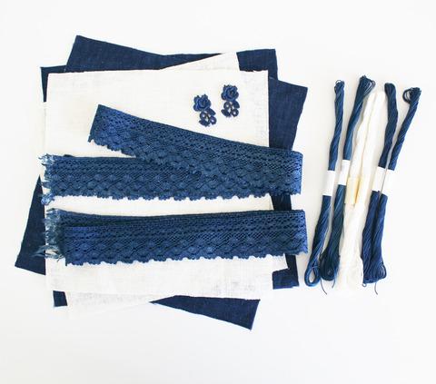 藍染手芸福袋福袋