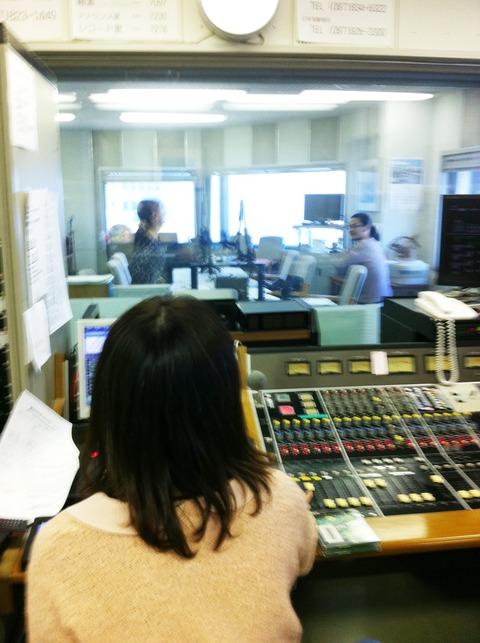 藍色工房 2012年12月の波乗りラジオ