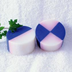 【藍色工房】洗顔用藍染め石けん2個セット