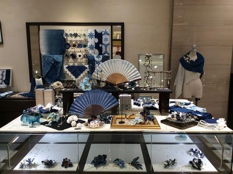 東武百貨店池袋店Japan Blue