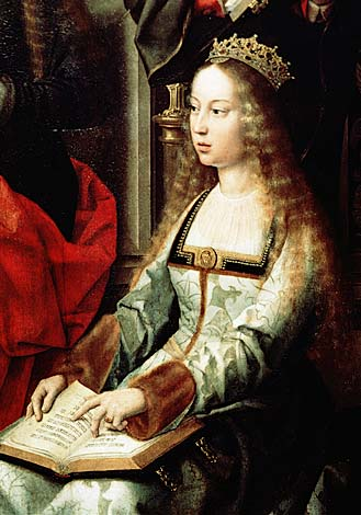 藍色工房 イザベル女王1世