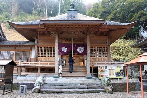 11k焼山寺①