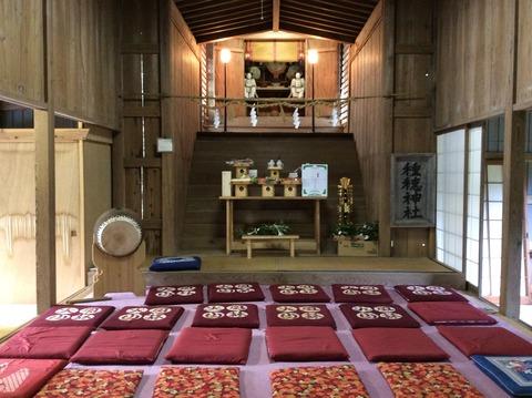 種穂神社例祭準備8