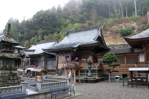 11k焼山寺②