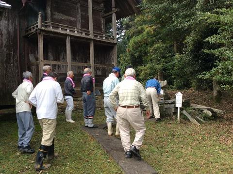 種穂神社秋の例祭1