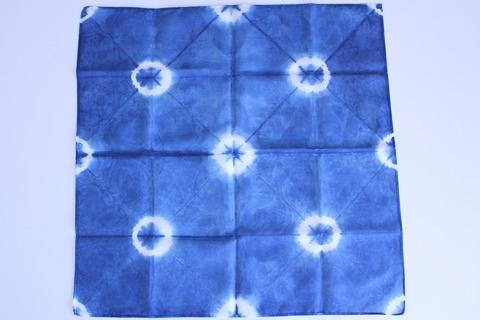 藍染め13