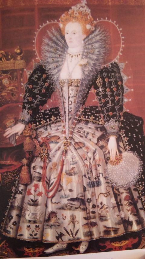 藍色工房 エリザベス1世