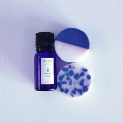 【藍色工房】ミニ化粧水セット(クマザサ化粧水・藍染め石けん)