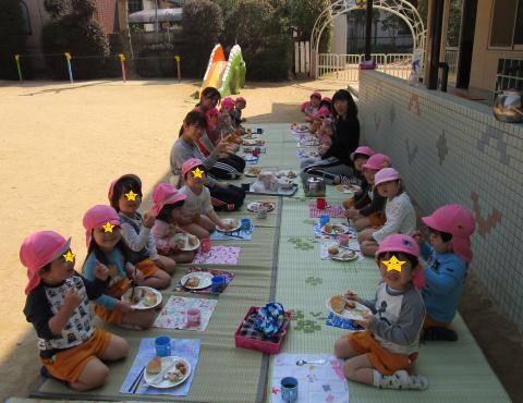 明石 保育園 ピクニック