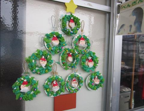 明石 保育園 クリスマス