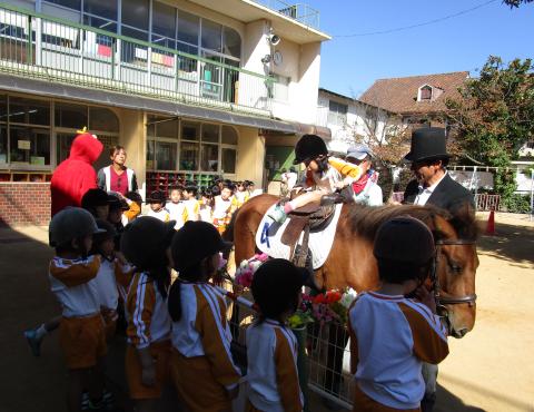 明石 保育園 明石乗馬協会