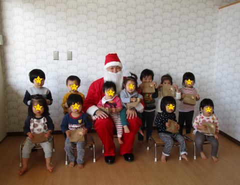 明石 保育園 クリスマス2
