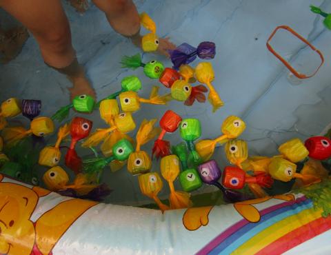 明石 保育園 おもちゃ
