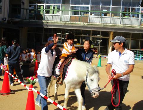 明石 保育園 引馬