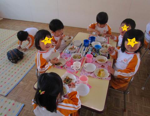 明石 保育園 3歳児2