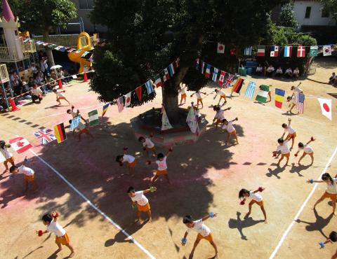 明石 保育園 ダンス