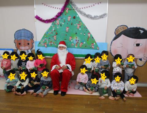 明石 保育園 クリスマス⑤
