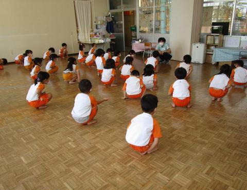 明石 保育園 3歳児1