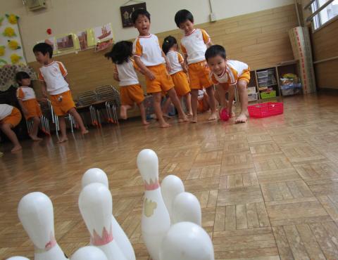 明石 保育園 ゲーム