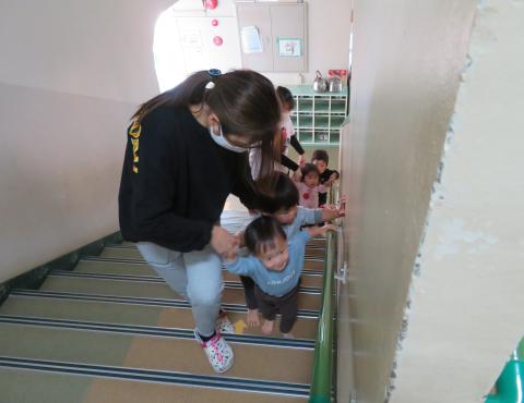 b明石 保育園 1歳児