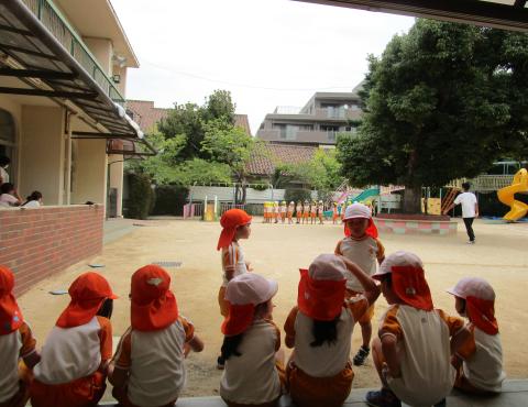 明石 保育園 4歳児