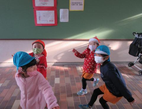 明石 保育園 5歳児2