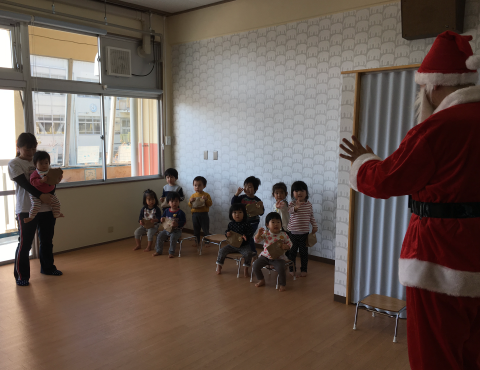 明石 保育園 クリスマス3