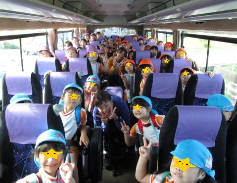 明石 保育園 バス