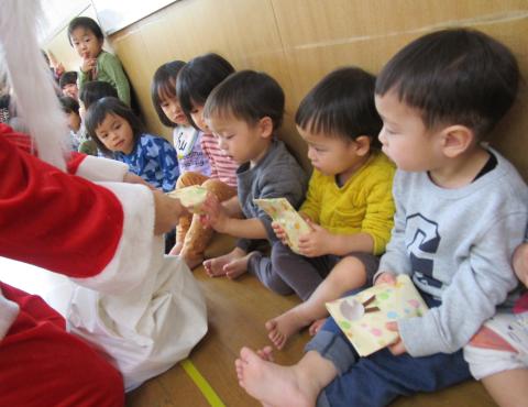 明石 保育園 1歳児1