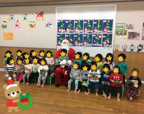 クリスマス会7