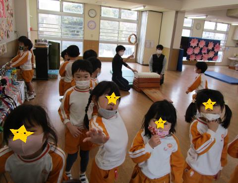 明石 保育園 体操教室